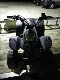 110CC FOURWHEELER & 50CC CROTCH ROCKET FULLYLOADED