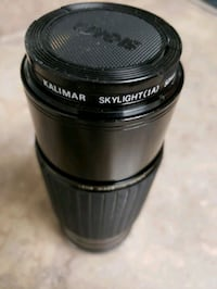 SIGMA ZOOM 75-250 FOR CANON CAMERA