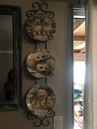 Collector plates by Mike Jackson Citrus Heights, 95621