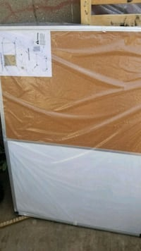 Half white board and cork board Oxnard, 93030