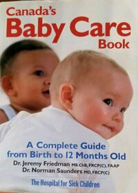 Baby Care Book Mississauga, L5B 2W2