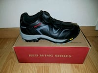 Red Wing Safety Shoes New In Box! Men Size 8 $55