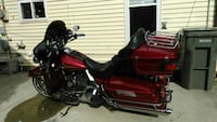 2005 Harley ultra classic low miles two seats Indianapolis, 46225