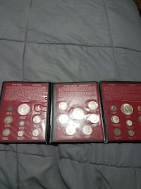Old collectable coins Lake Station, 46405