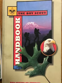 Boy Scout and Cub Scout handbooks Waterford, 06385