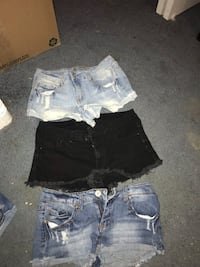 3 for $15 booty shorts