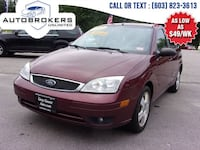2007 Ford Focus 5dr HB S Derry