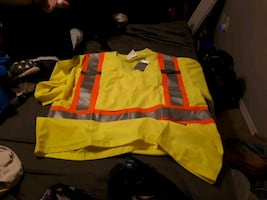 Safety Shirt (Construction)