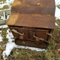 Used woodstove  Red Lion, 17356