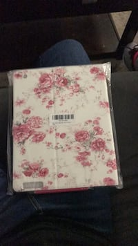 white and pink floral textile Tustin, 92782