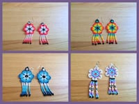 Mexican earrings  Toronto, M4P 1P8