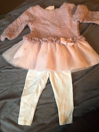 Baby girl winter clothes 3-6m and 6m Hyattsville