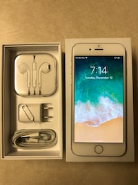 iphone 6 silver 16gb with box
