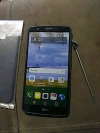 black Samsung Galaxy android smartphone Huntsville, 35806