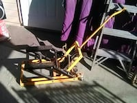 yellow and black pallet jack Whittier, 90602