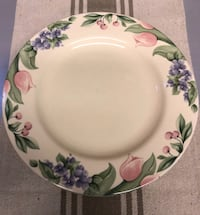Pfaltzgraff, Garden Party pattern, set of dishes Sykesville, 21784