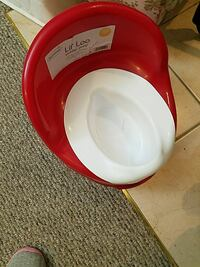 toddler's red and white Summer Lil' Loo potty trai Gaithersburg, 20878