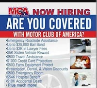 Motor club of America benefits Washington