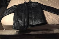 Insulated Leather Jacket
