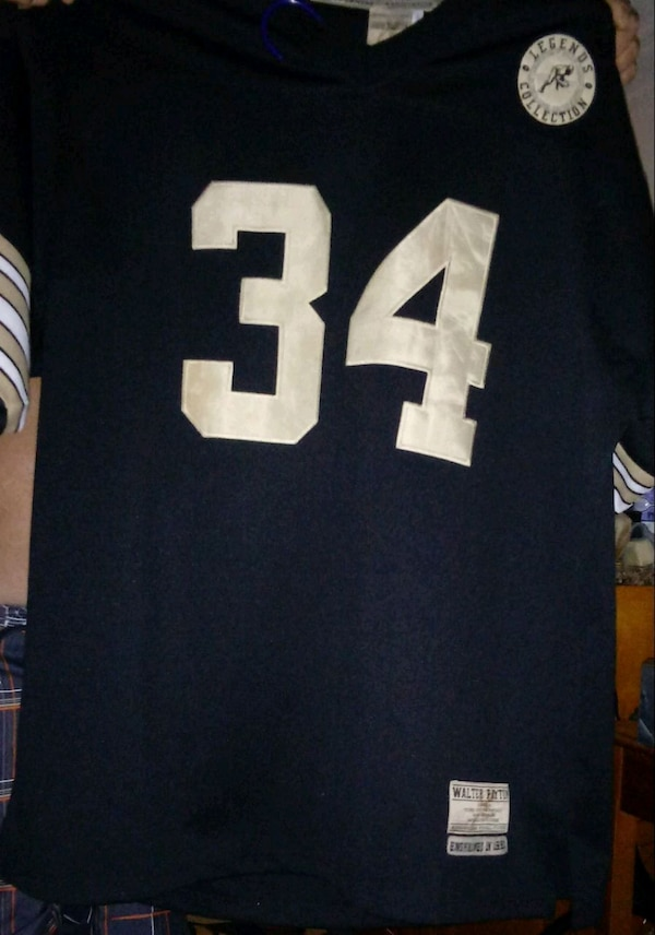 new arrival 1b7c9 fce5b Walter payton hall of fame jersey