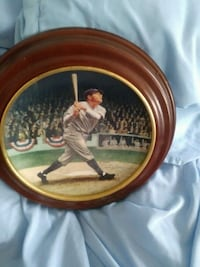 Babe Ruth a limited plate