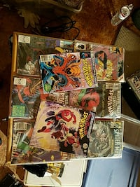 assorted Marvel comic book collection Boonville, 47601