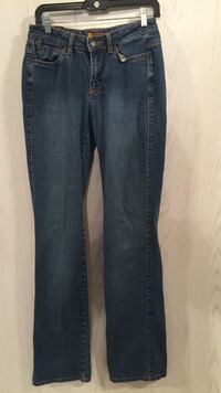 "womans ""Aura"" extra long blue jeans Tuscaloosa, 35405"