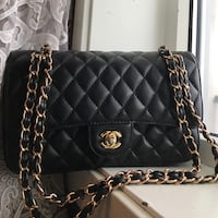 Chanel flap bag veske