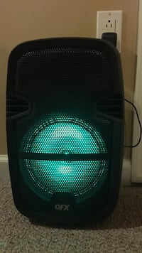 8 in OFX Color Changing Bluetooth Speaker North Wales, 19454