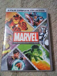 8-Marvel Animated Films-DVDs(Complete Collection) Lake Mills, 53551