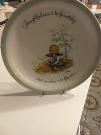 Holly Hobby Ceramic Plate