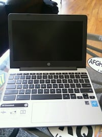 black and gray HP laptop Frederick, 21702