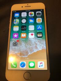 I phone 7 - rose gold Edmonton, T6X 1V2