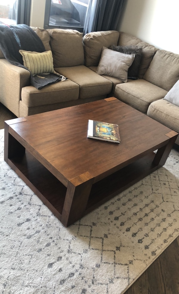 Large Coffee Table 1
