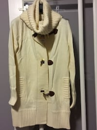 Michael Kors Cowl Neck Cardigan with tags