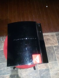 black Sony PS3 game console Fort Worth, 76107