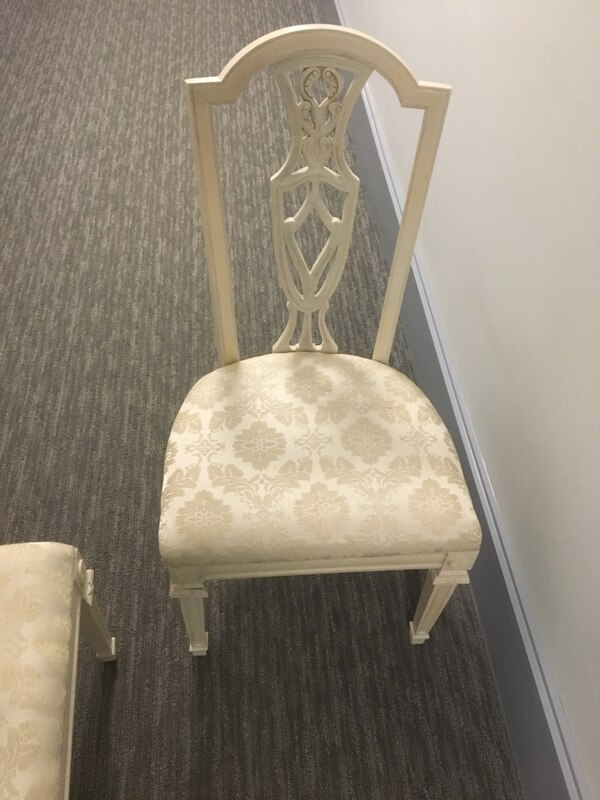Used Thomasville Dining Room Chairs 6 For Sale In New York