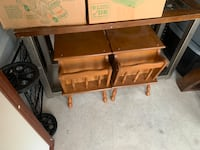 2 side tables Norman, 73069