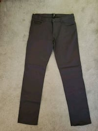 Men's Black Khaki