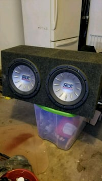 Subwoofer BOX ONLY... 12s Woodbridge, 22193