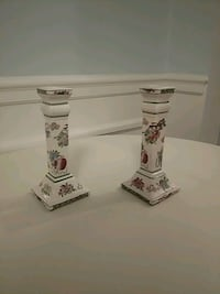 Chinese ceramic candle holders Chevy Chase, 20815