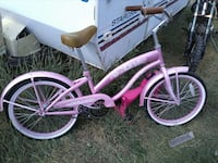 children's pink and purple bicycle Great Falls, 59404