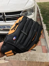I am selling my baseball glove because I do use it anymore  Mississauga, L5V 2S3