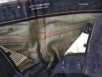 Scotch and soda Amsterdam jeans homme Paris, 75019