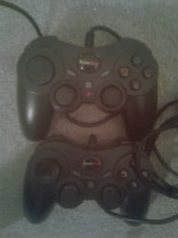 black Sony PS3 game controller Falls Church, 22046