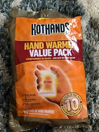 Hot hands hand warmer pack Simpsonville, 29681
