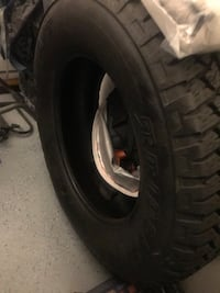 Single Tire 255/70R18 Suitland-Silver Hill