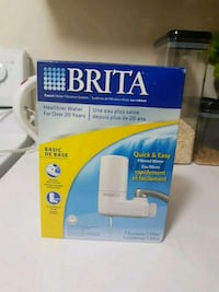 Brita faucet filter Winnipeg, R2Y 1W9