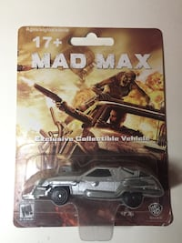 Mad Max Die-cast collectible car