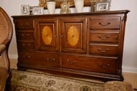 Solid wood Cabinet